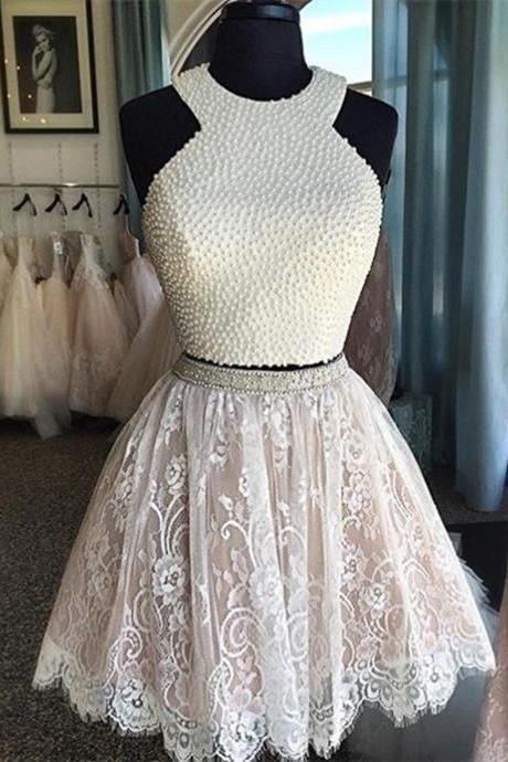 short Homecoming Dresses, two pieces Prom Dresses, Sweet 16 Dresses,prom dress for teens,Graduation Dress,Cocktail Dresses, BD14654